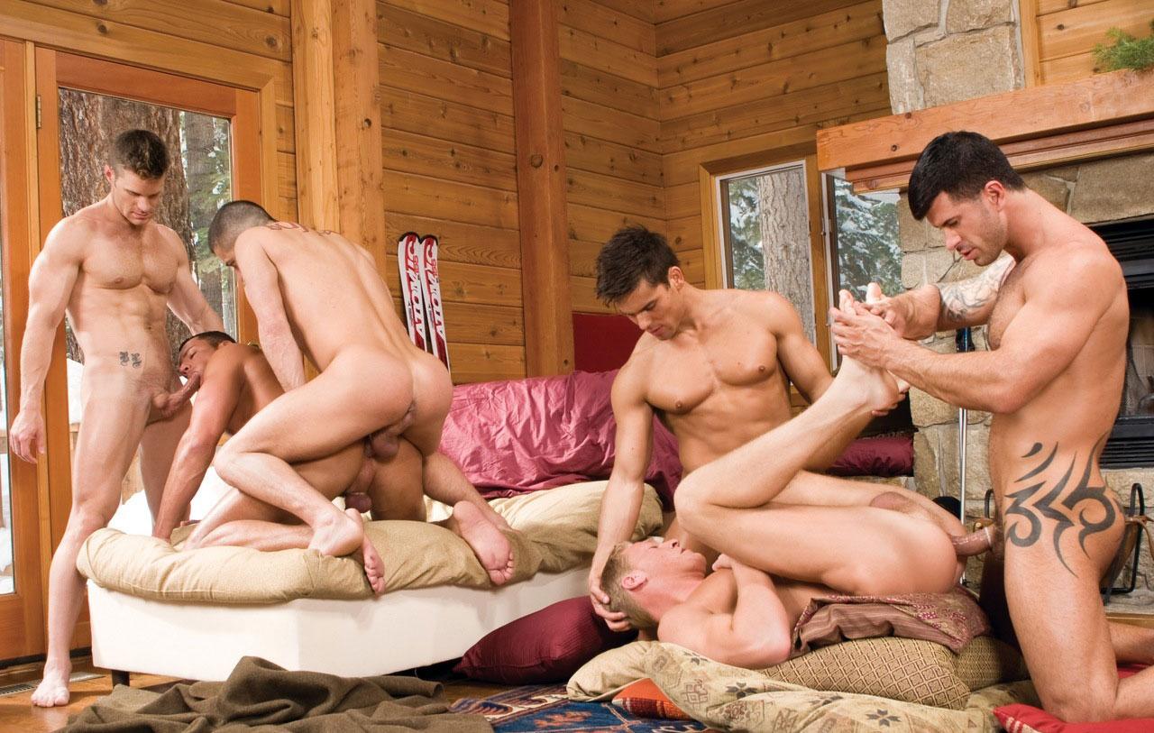 Гей Порно В Отеле